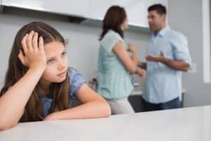 פגיעה בילדים בהליך גירושין