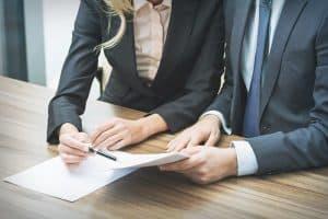 משא ומתן במאבק גירושין