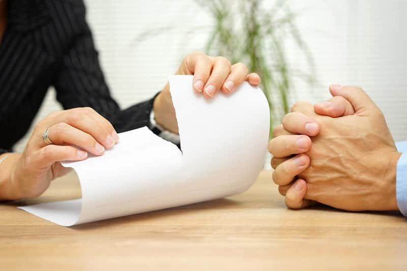 אינך מרוצה מהליכי הגירושין, או תוצאותיהם?